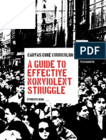 CANVAS Core Curriculum - A Guide to Effective Nonviolent Struggle (Student's Book)