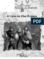 Castles & Crusades - Adventure - A Lion in the Ropes