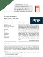 Emerging Art Market