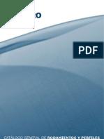 Catalogo Rodamientos Faro