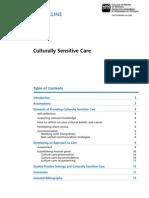 CNO Culturally Sensitive Care