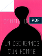 1948 - Osamu Dazai -La Decheance d'Un Homme