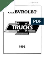 1993 Chevrolet Truck
