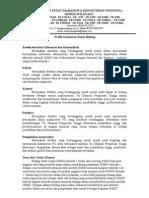 Form Oprec ISMKI Wilayah 1 Periode 2011-2012