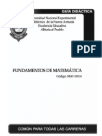 Guia didáctica de matemática 20032007