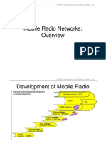 GSM Overview
