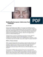 Battling Blepharospasm