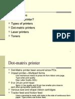 Printer Ppt