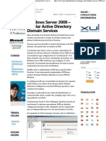 Windows Server 2008 - Instalar Active Directory Domain Services _ Aprende a Conmigo