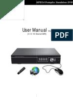 User Manual Mercury