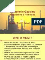 Msat Regulation Options