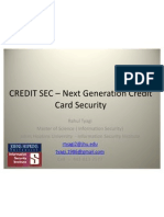 CREDIT SEC - Next Generation Credit Card Security