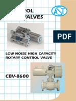 AST Control Ball Valve