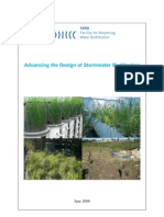 Advancing the Design of Stormwater Biofiltration (Rain Gardens)