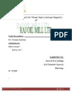 Raj Oil Final