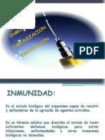 Inmunidad,Inmunización MC 2011