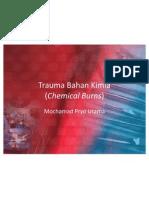 Trauma Bahan Kimia