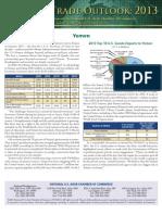 @NUSACC - Top 10  #US Goods Exports to #Yemen