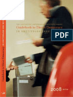Guidebook 2008 - Direct Democracy in Switzerland and Beyond