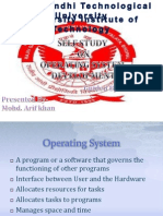 Linux 5th Sem