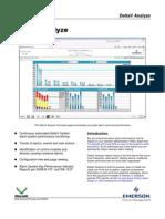 PDS DeltaV Analyze