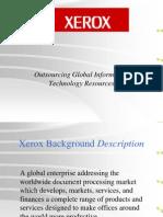 IT Management - Xerox case study