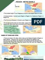 Ncr(National Capital Region)