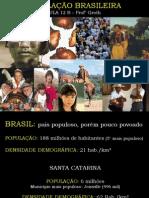 Aula Populacao - Brasil 2 Ano