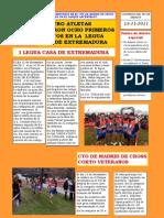 Crónica UAC de la Legua Casa Extremadura Coslada