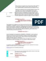 Para crear una página dividida en marcos