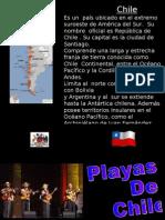 Playas de Chile