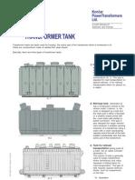 Transformer Tank