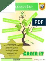 Ideate Green IT