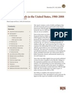 November 2011 - Homicide Trends in the United States, 2009-10