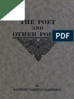Raymond Garfield Dandridge--The Poet and Other Poems (1920)