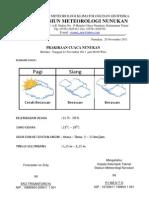 Prakiraan 21112011