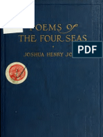 Joshua Henry Jones--Poems of Four Seas (1921)