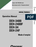 deh3400