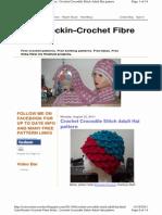 Crocadile Stitch