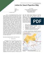 Sytem Integration for Smart Paperless Ship - Ijcsis Paper Format - December 2010 PDF Correction