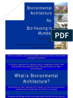 Environmental Architecture