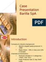 barilla spa case study warehouse supply chain barilla spa case solution
