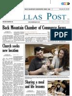 The Dallas Post 11-20-2011