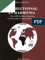 Síklaky István - Létbiztonság és Harmónia teljes pdf könyv