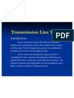 519_transmission Line Theory by Vishnu
