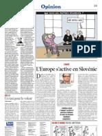 22 2008 January 23 - Tribune de Genève