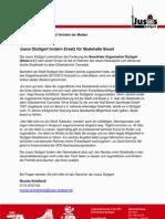 PM Boost Jusos-Stuttgart