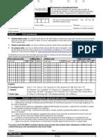 Enrolment Amendment Form June 2009 v09