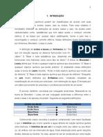 Relatório_01 Hidrólise de sais (íons ácidos e básicos)