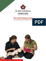 Training Guide July-December 2011